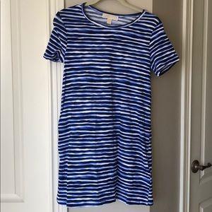Michael Kors T-shirt dress Blue